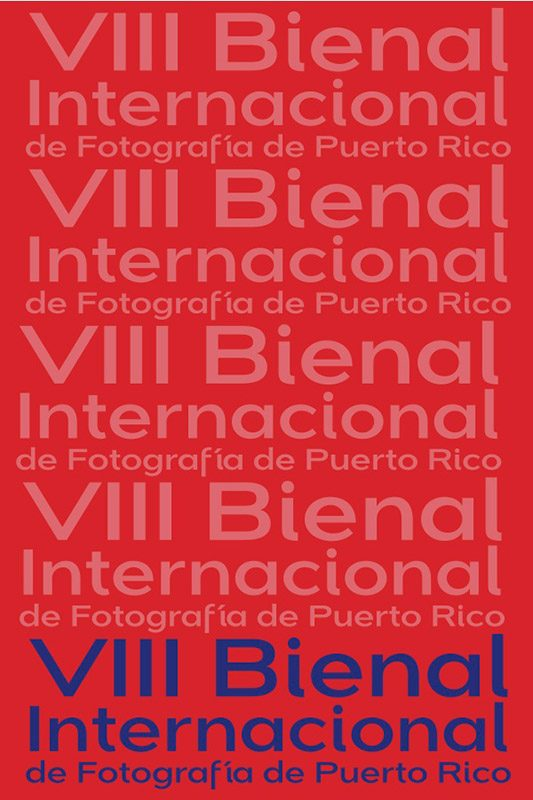 Rodriguez in the Bienal of Puerto Rico